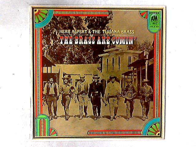 The Brass Are Comin' LP by Herb Alpert & The Tijuana Brass