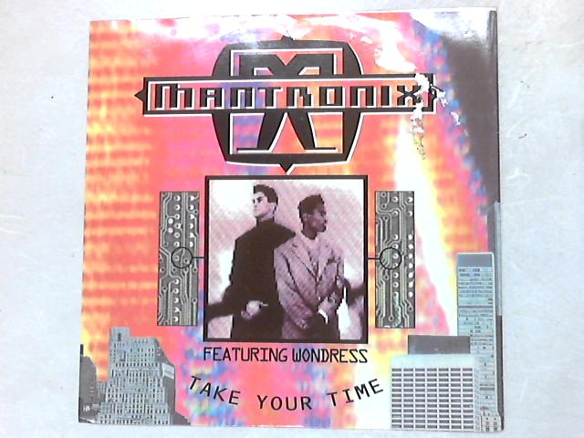 Take Your Time 12in Single By Mantronix