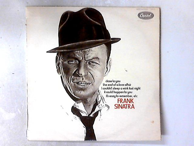 Close To You LP by Frank Sinatra