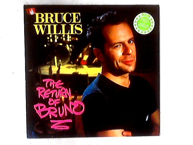 The Return Of Bruno LP By Bruce Willis