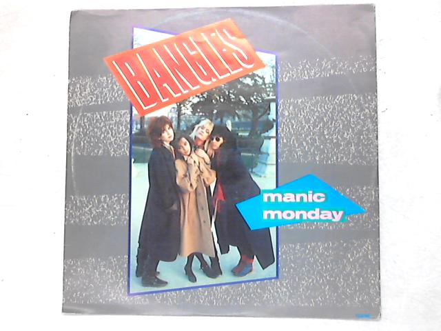 Manic Monday 12in Single By Bangles