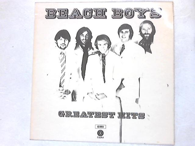 Greatest Hits LP by The Beach Boys