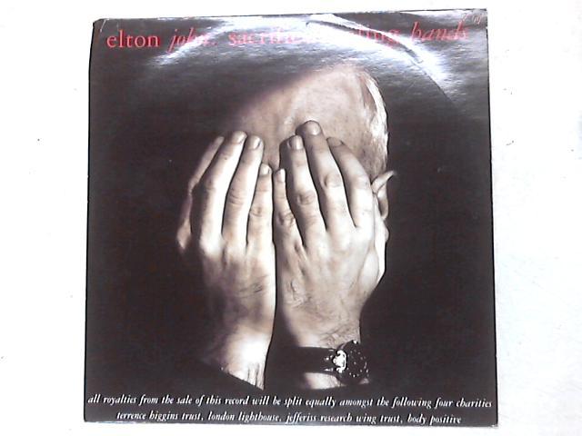Sacrifice / Healing Hands 12in Single by Elton John