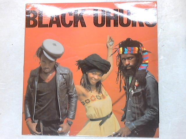 Red LP by Black Uhuru