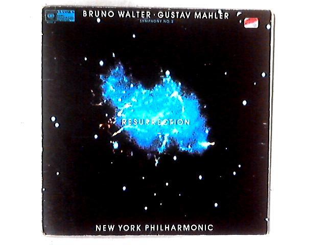 "Symphony No. 2 (""Resurrection"") 2xLP COMP GATEFOLD by Bruno Walter"