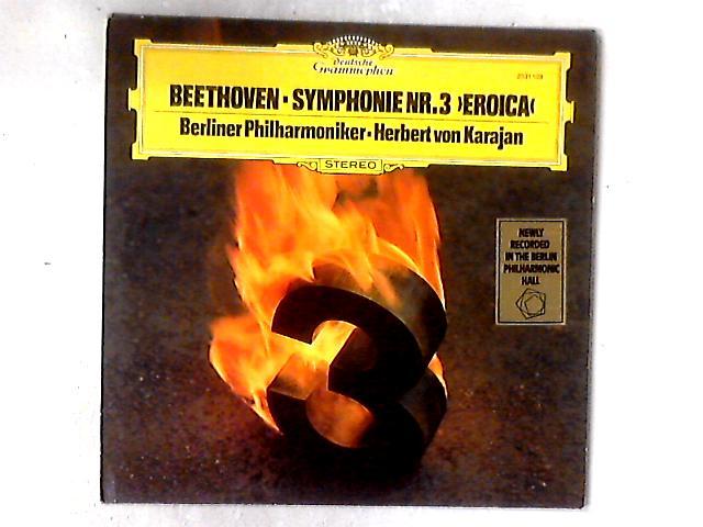 Symphonie Nr. 3 'Eroica' LP by Ludwig van Beethoven