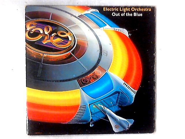 Out Of The Blue LP by Electric Light Orchestra