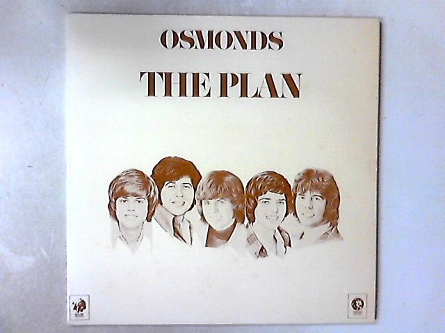 The Plan LP GATEFOLD by The Osmonds