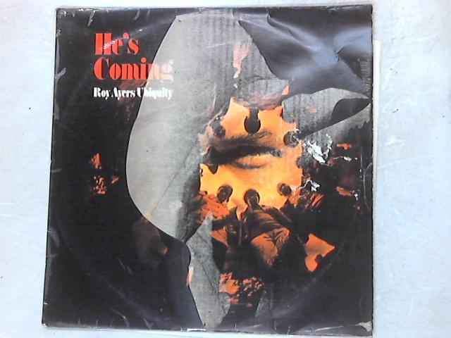 He's Coming LP by Roy Ayers Ubiquity