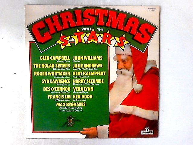Christmas With The Stars LP COMP by Various