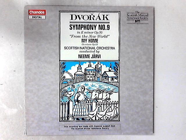 Symphony No. 9 LP by Antonín Dvo?ák