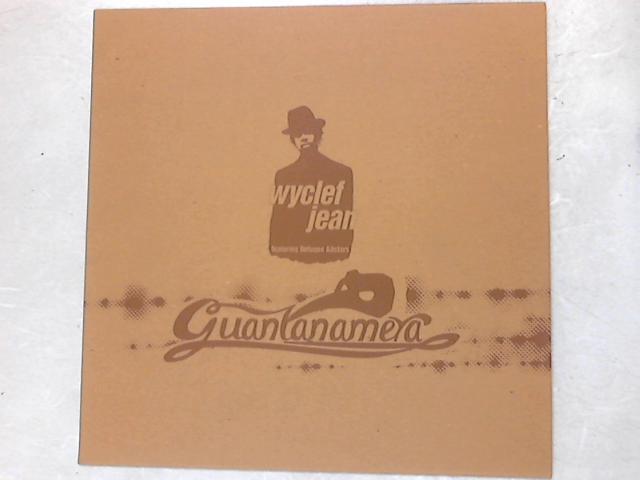 Guantanamera PROMO 12in Single By Wyclef Jean