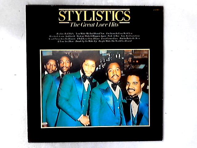 The Great Love Hits LP COMP by The Stylistics