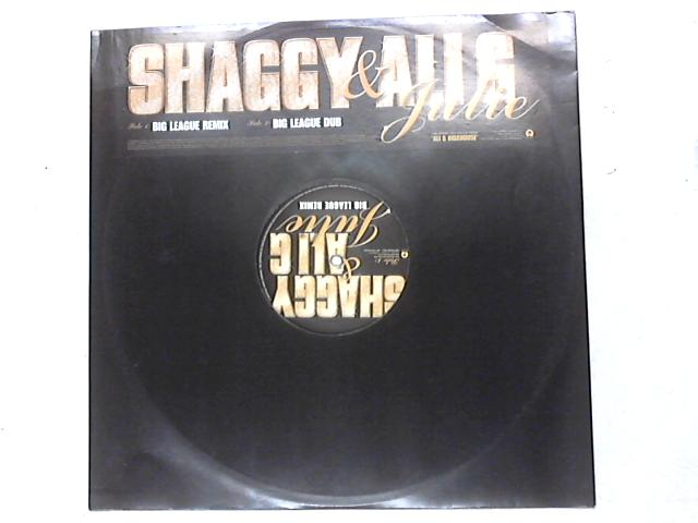 Me Julie PROMO 12in Single By Shaggy & Ali G