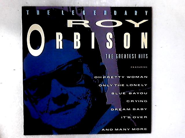 The Legendary Roy Orbison LP COMP by Roy Orbison