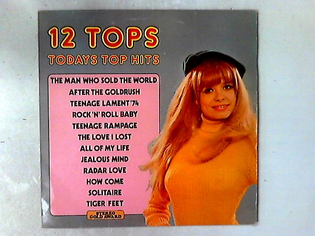 12 Tops Vol. 18 LP by Unknown Artist