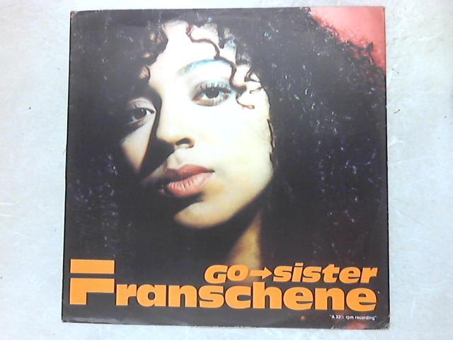 Go Sister 12in Single By Franschene Allen