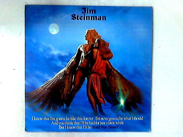 Bad For Good LP by Jim Steinman