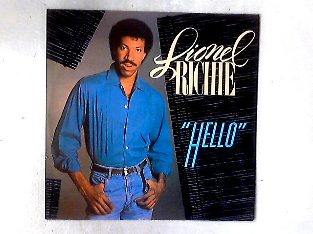 Hello 12in by Lionel Richie
