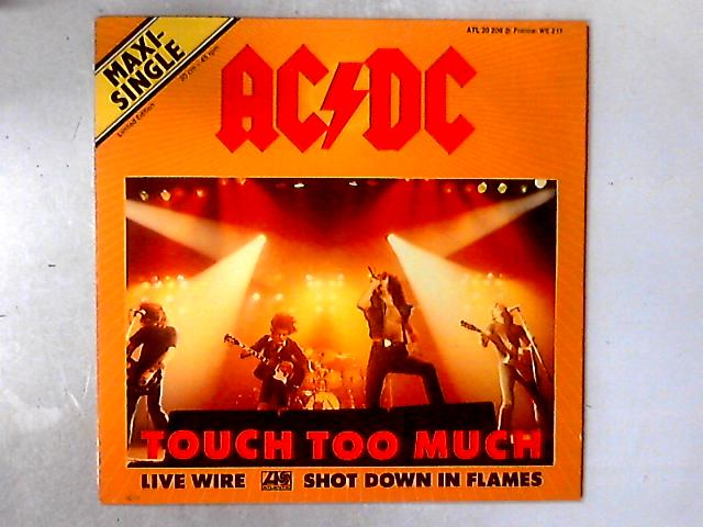 Touch Too Much 12in by AC/DC