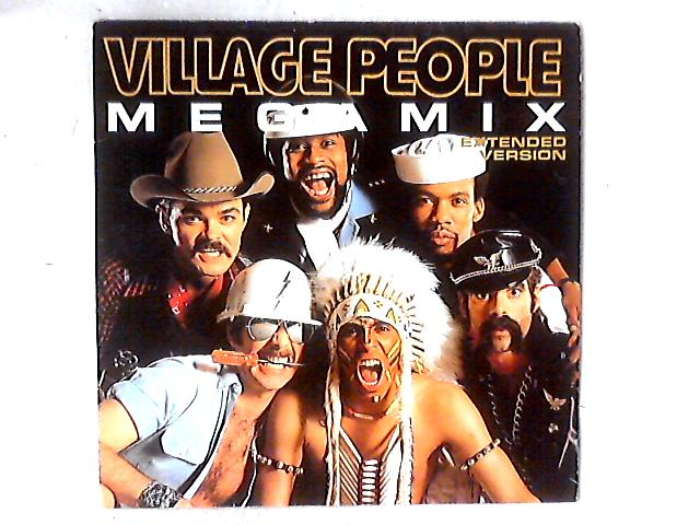 Megamix (Medley) / Y.M.C.A. 12in By Village People