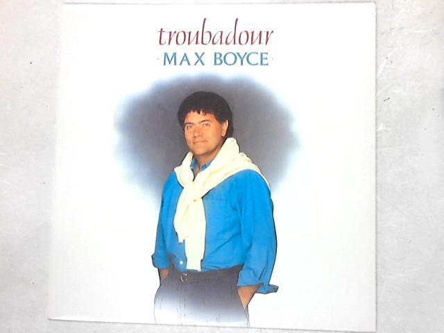 Troubadour LP By Max Boyce