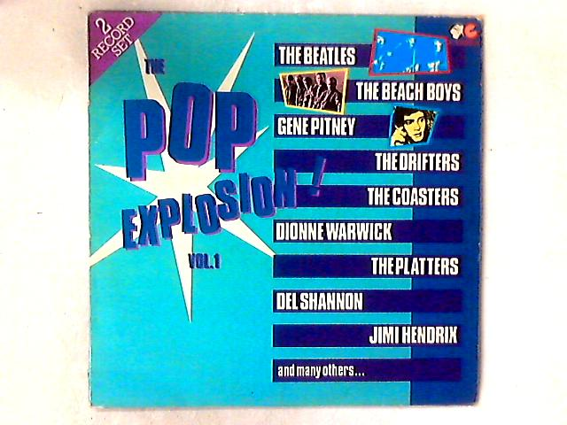 The Pop Explosion! Volume One 2xLP COMP by Various