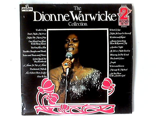 The Dionne Warwicke Collection 2xLP COMP GATEFOLD by Dionne Warwick