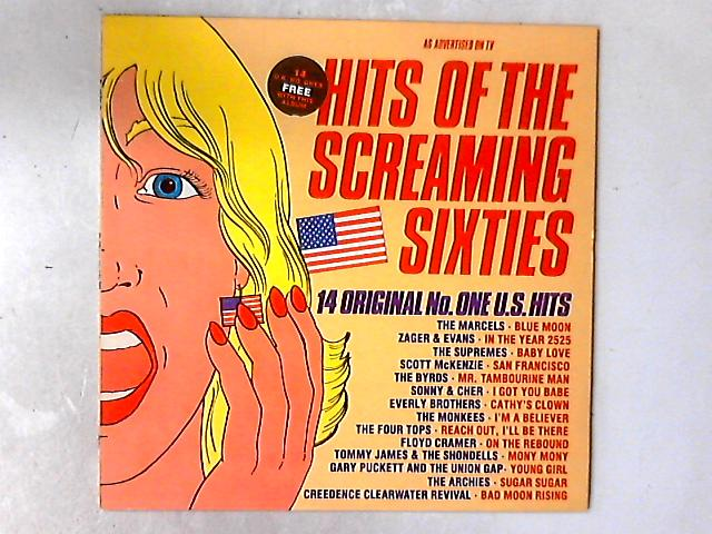 Hits Of The Screaming Sixties 14 Original No One U.S. Hits LP COMP By Various