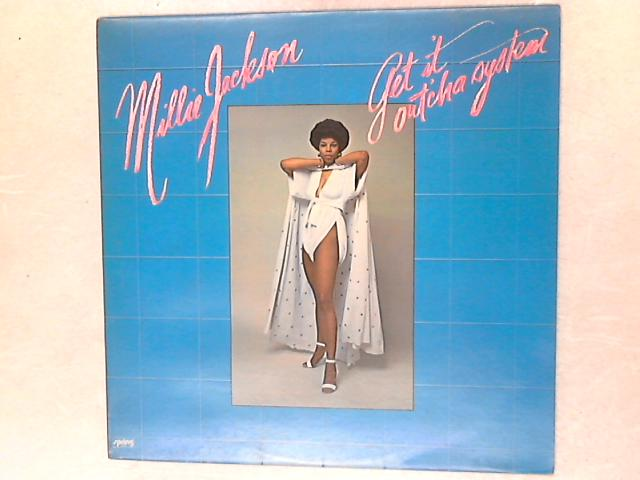 Get It Out'cha System LP by Millie Jackson