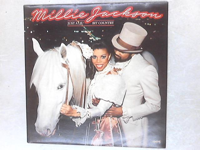 Just A Lil' Bit Country LP by Millie Jackson
