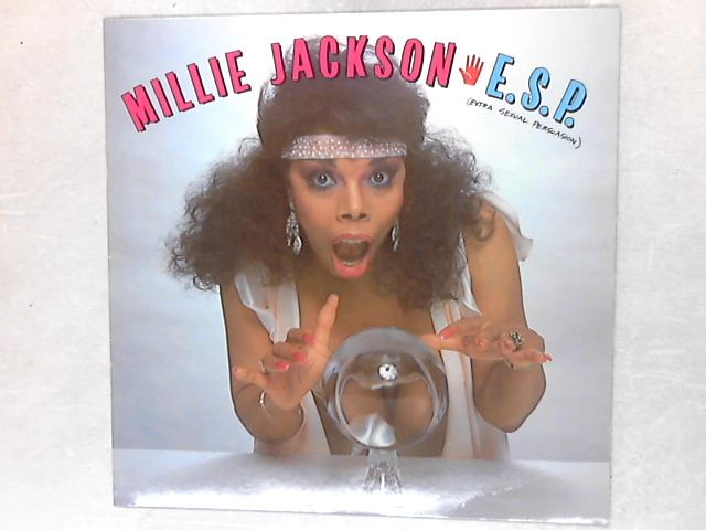 E.S.P. (Extra Sexual Persuasion) LP by Millie Jackson