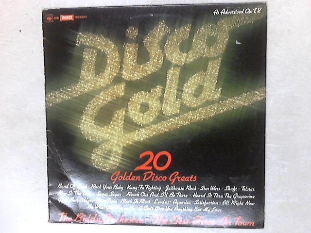 Disco Gold LP by Biddu Orchestra