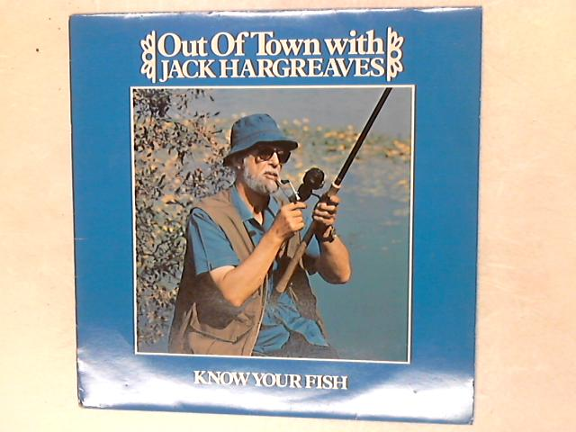 Know Your Fish LP By Jack Hargreaves