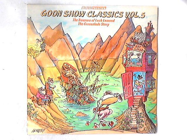 Goon Show Classics Vol. 5 LP By The Goons