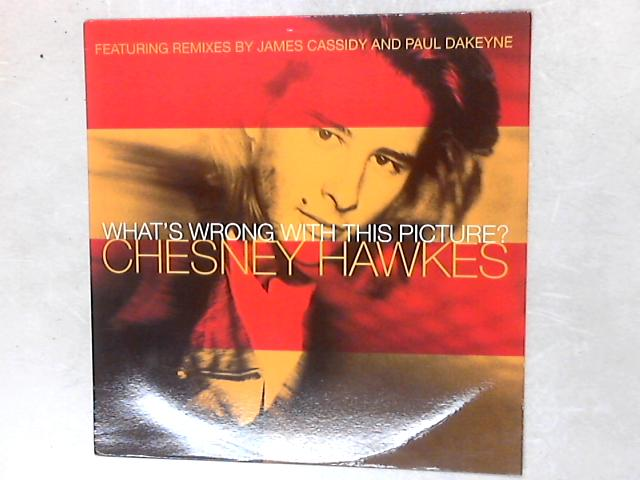 What's Wrong With This Picture 12in Single By Chesney Hawkes