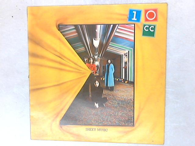 Sheet Music LP by 10cc