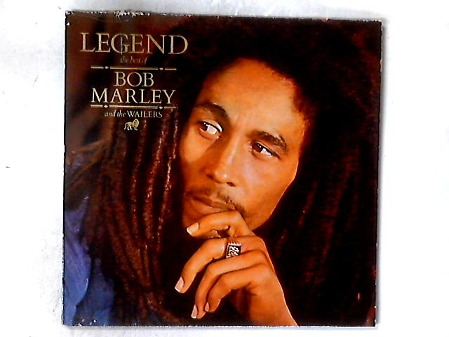 Legend - The Best Of Bob Marley And The Wailers LP COMP GATEFOLD By Bob Marley & The Wailers