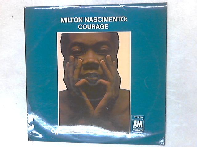 Courage LP By Milton Nascimento