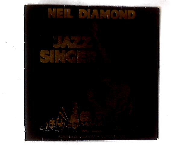 The Jazz Singer (Original Songs From The Motion Picture) LP GATEFOLD By Neil Diamond