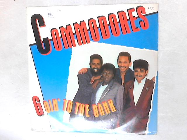 Goin' To The Bank 12in Single By Commodores