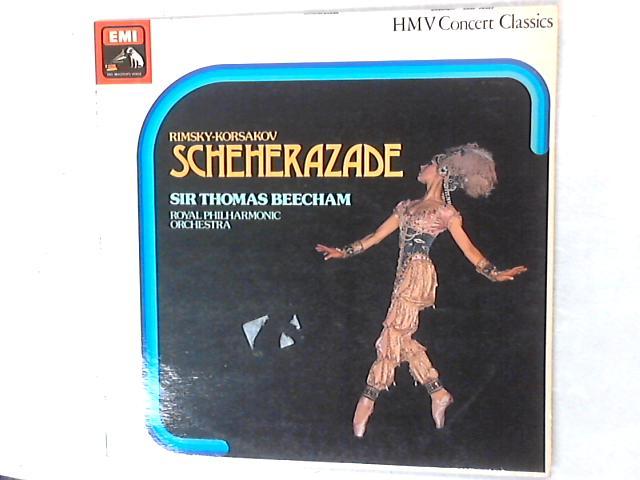 Scheherazade LP By Nikolai Rimsky-Korsakov