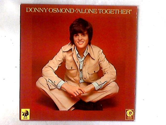 Alone Together LP By Donny Osmond