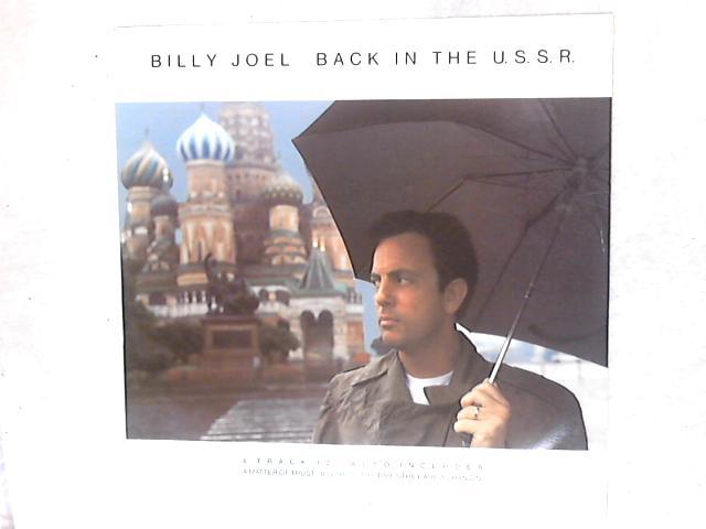 Back In The U.S.S.R. 12in Single By Billy Joel