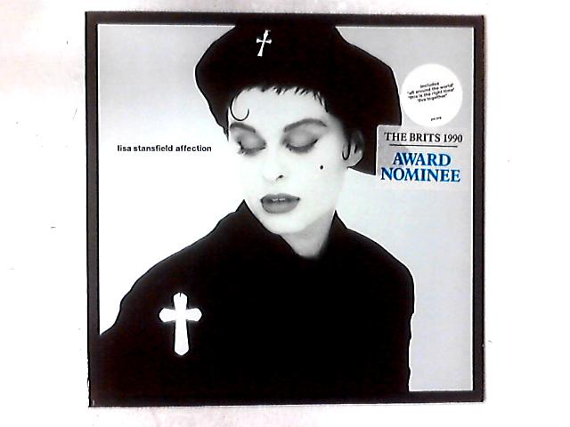 Affection LP By Lisa Stansfield