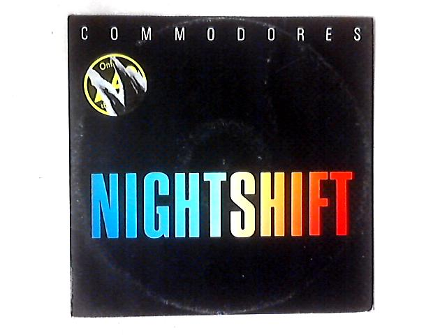 Nightshift 12in By Commodores