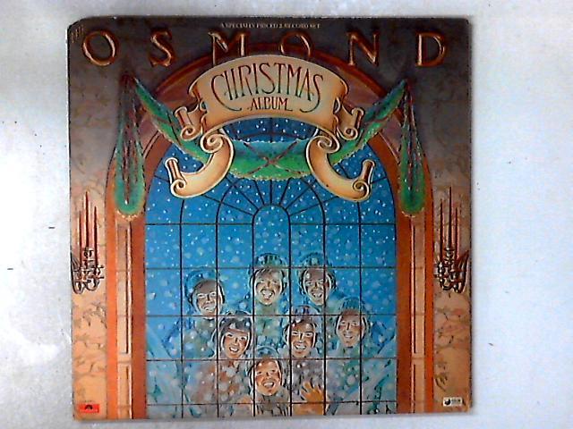 Christmas Album 2xLP GATEFOLD By The Osmonds
