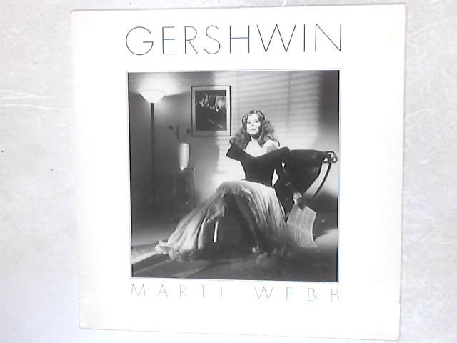 Gershwin LP By Marti Webb