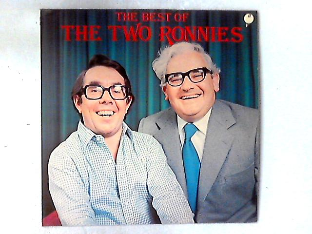 The Best Of The Two Ronnies LP COMP By The Two Ronnies