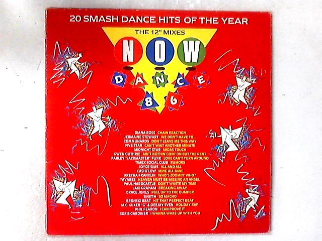 "Now Dance 86 - The 12"" Mixes 2xLP COMP GATEFOLD By Various"